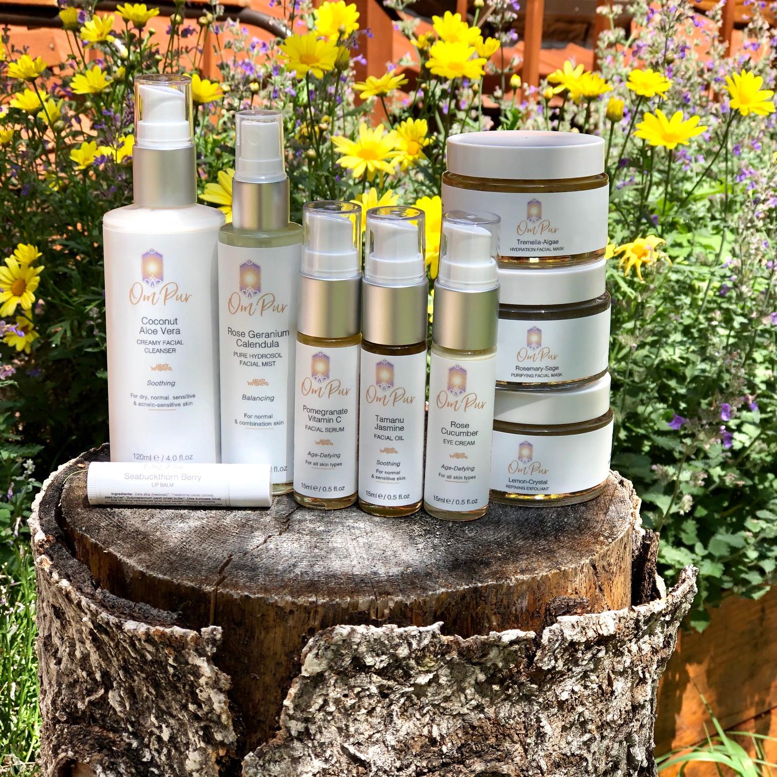 organic skincare regimen for normal skin